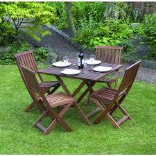 Wood Patio Furniture Sets - wood patio furniture overstock shopping outdoor patio chair