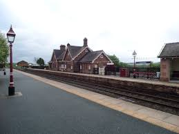Langwathby railway station