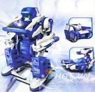 Toàn Quốc - Robot năng lượng mặt trời 3 trong 1 <b>sản phẩm</b> giúp bé <b>...</b>
