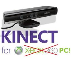 Microsoft Kinect in arrivo anche su Pc Windows