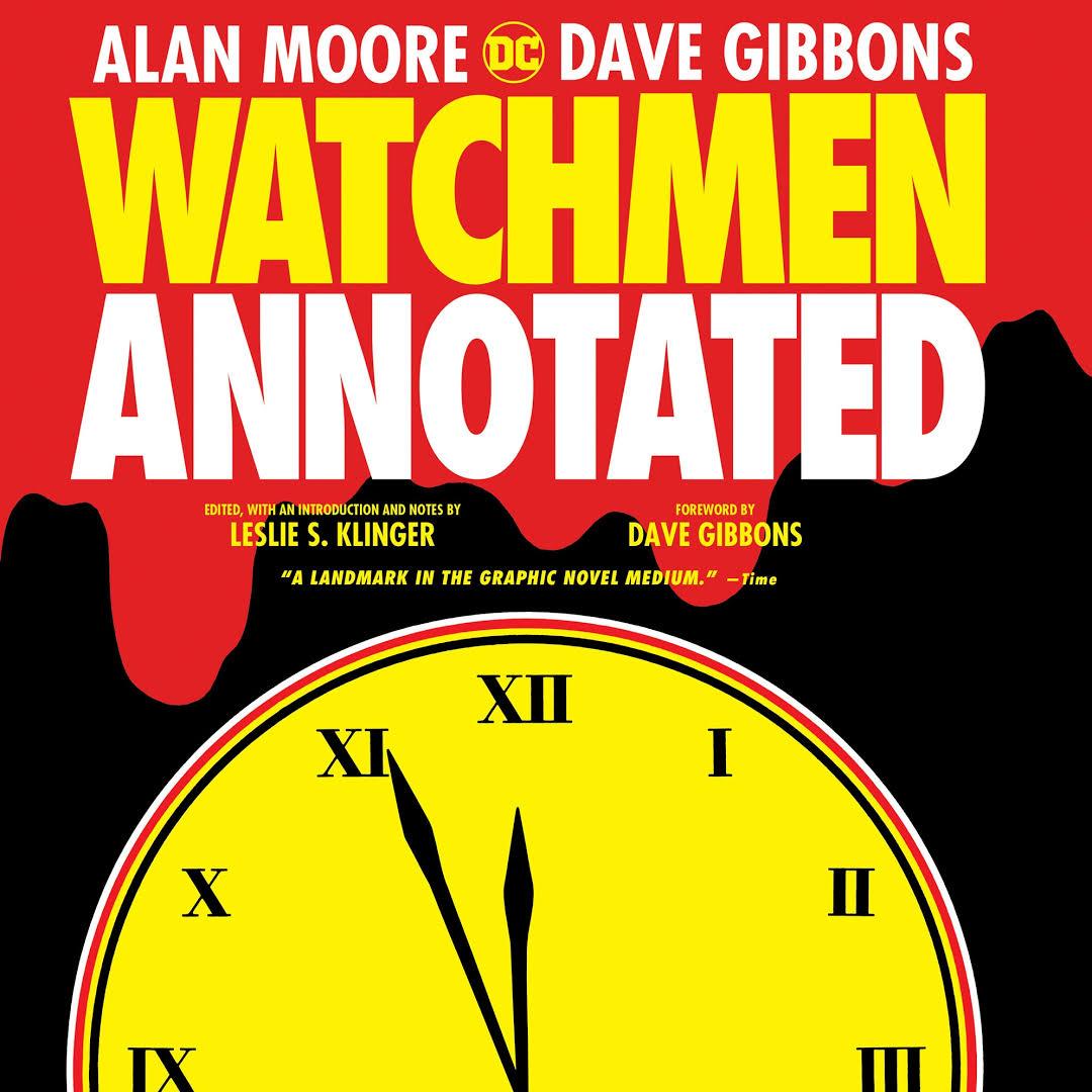 Resultado de imagen para watchmen annotated