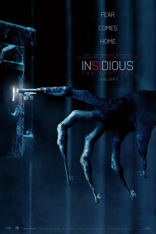Insidious: Chapter 4-Insidious: The Last Key