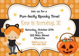 halloween letter template halloween birthday party invitations birthday party invitations