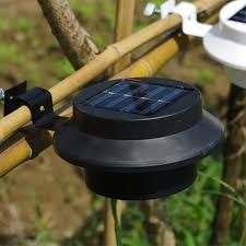 Solar Fence Lighting by Compare Prices On Solar Lights Fence Online Shopping Buy Low