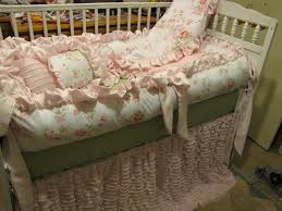 Shabby Chic Bed Set by Nice Shabby Chic Crib Bedding Shabby Chic Crib Bedding Ideas
