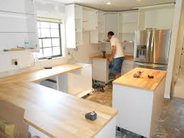 Cost For Kitchen Cabinets Kitchen Furniture Cost For Kitchen Cabinet Installation Of By