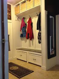 Storage Bench With Hooks by Mudroom Storage Lockers 17 Best Images About Laundry Room On