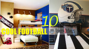 Best Bedroom Designs For Boys Cool Boys Football Room Ideas Youtube