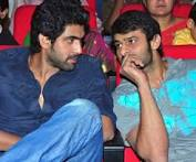 Rana to play Prabhas Brother