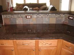 Kitchen Backsplash Options Kitchen Backsplashes With Granite Countertops Tan Brown Granite
