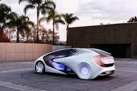 toyota motor car ces 2017 toyota unveils the cool concept i autonomous car wired