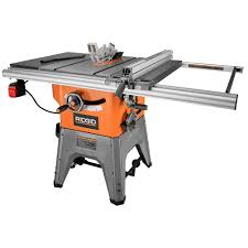 Home Depot Store Hours Houston Tx Ridgid Table Saws Saws The Home Depot