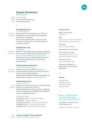 Best It Resume Sample another great design taken from http www uxgeek co 22 best