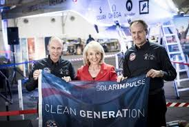 <b>Solar Impulse</b> Team Prepares For Second Flight Across America <b>...</b>