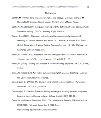 Annotated Bibliography dissertation paper