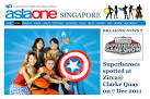 eAdvine : The ASIAONE Network Superheroes