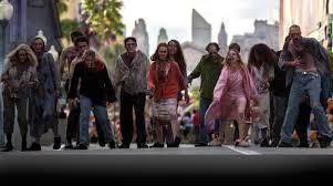evil takes root at universal orlando u0027s halloween horror night