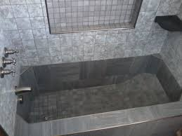 Bathroom Tub Tile Designs Tile Tub Check This Out This Is A Roman Style Tub In A Virginia