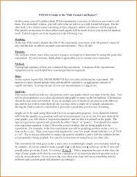 Formal Reports Samples  appendix e  field visit summary report