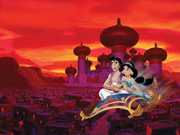 Coming Soon... The SSKCA Drama Club's Production of ALADDIN