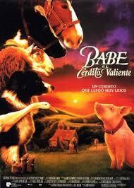 Babe, el cerdito valiente (1995)