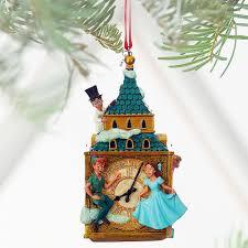 peter pan u0026 darling children on big ben 2016 disney christmas