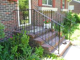 exciting brick constructed stunning outside steps which is