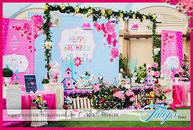 5 original garden birthday party decoration ideas neabux com