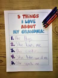 5 things i love about grandma coloring page u2013 children u0027s ministry
