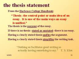 Good ways to start a thesis statement Bumsquad DJz Thesis     Ripple Links