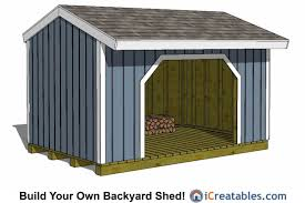 Free Firewood Shelter Plans by 8x12 Shed Plans Buy Easy To Build Modern Shed Designs