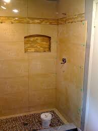 Bathroom Shower Tile by Bathroom Stunning Decorating Ideas Using White Shower Curtains