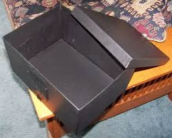 Instructions On How To Make A Toy Chest by How To Make A Pinhole Camera 7 Steps With Pictures