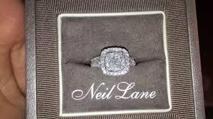 neil lane engagement rings beautiful neil lane diamond ring bridal set youtube