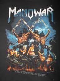 Gods Of War by Manowar Shirt Gods Of War Tshirtslayer Tshirt And Battlejacket