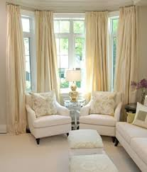neutral curtain living room window treatments wonderful living