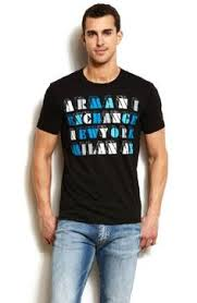 armani exchange black friday black friday armani exchange mens raglan stripe tee from a x