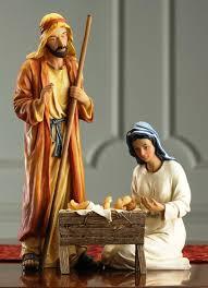 amazon com three kings gifts real life nativity set 14 inch home