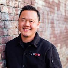 Jet Tila   Judge on  quot Cut Throat Kitchen quot  on the Food Network  Chef
