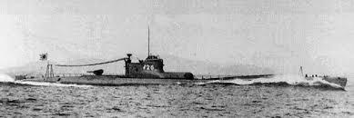 Japanese submarine I-25