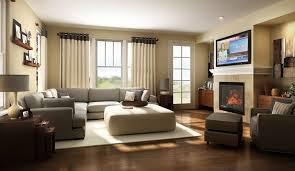 Contemporary White Family Room Design Ideas  Pictures Zillow - Contemporary family room design