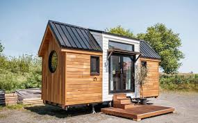 Tiny House Cottage Tiny House Inhabitat Green Design Innovation Architecture