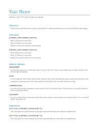 what is the best resume format splendid ideas resume types 16 best resume formats and examples wonderful ideas resume types 13 what are the 3 main resume types