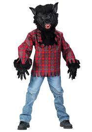 Scary Teen Halloween Costumes Teen Wolf Costume