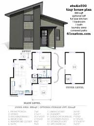 Small Cottage Floor Plan Best 25 Modern Tiny House Ideas On Pinterest Tiny Homes