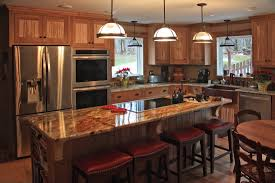 Maple Kitchen Cabinets Custom Kitchen Cabinetry Woodmansee Woodwrights Custom Cabinetry