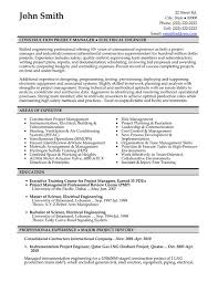 IT Project Manager resume    IT Project Manager cover letter