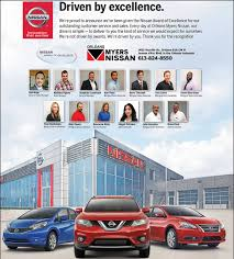 nissan canada back in the game news myers orléans nissan in ottawa on