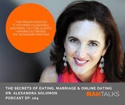 Dr  Alexandra Solomon   The Secrets Of Dating  Marriage  and        Mar Dr  Alexandra Solomon     The Secrets Of Dating  Marriage  and Online Dating  Podcast