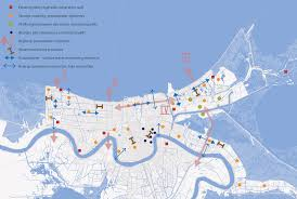 Ninth Ward New Orleans Map by Water And Subsidence U201cyou Can U0027t Manage What You Don U0027t Measure